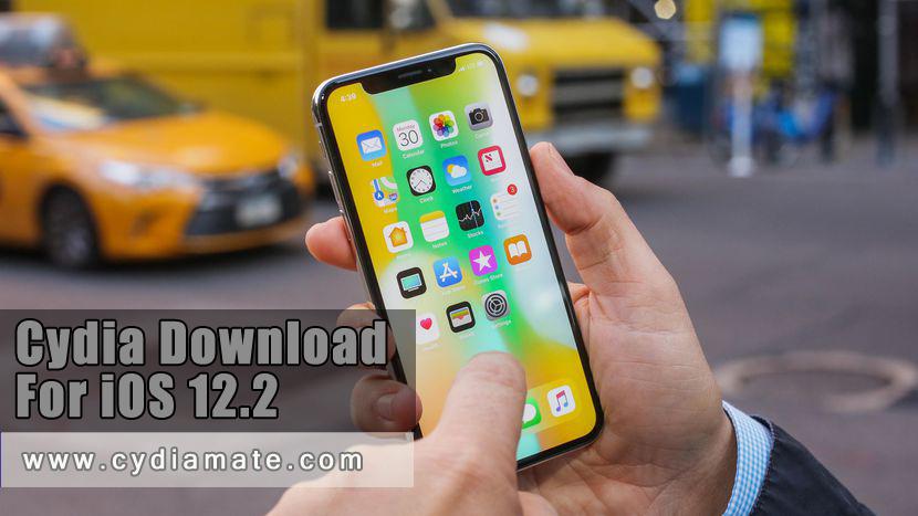 cydia download ios 12.2