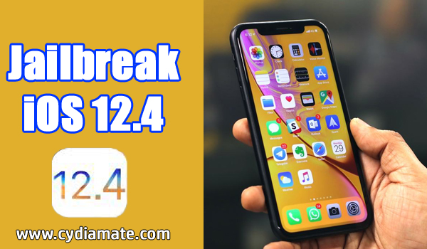 Jailbreak iOS 12 4 🥇 Cydia Download iOS 12 4 With CydiaMate